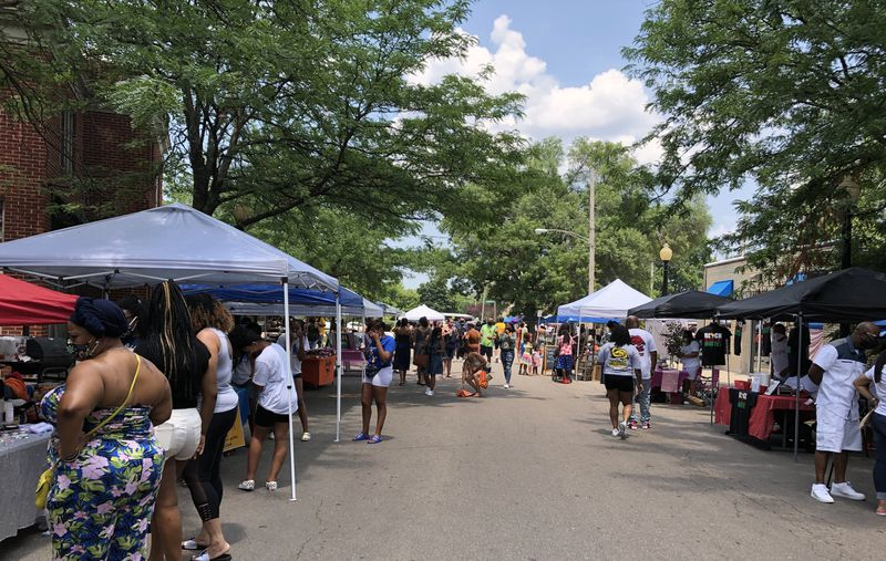 This year's Wright Dunbar Day is planned for June 27 from 2 to 9 p.m. in the Wright Dunbar neighborhood between West Second and West Third streets at North Williams Street. LYNN HULSEY/STAFF