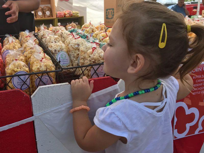 Το Beavercreek Popcorn Festival πραγματοποιείται το Σάββατο 11 Σεπτεμβρίου από τις 10 το πρωί έως τις 8 το απόγευμα και την Κυριακή 12 Σεπτεμβρίου, από τις 11 το πρωί έως τις 6 το απόγευμα.