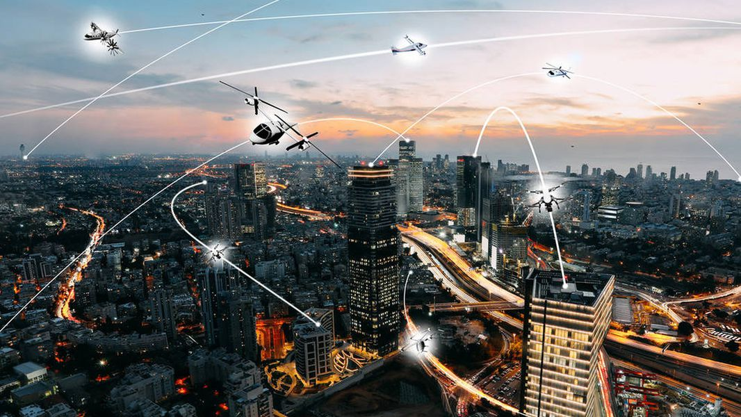 Wright Patt To Play A Role In Creating Flying Cars Of The Future