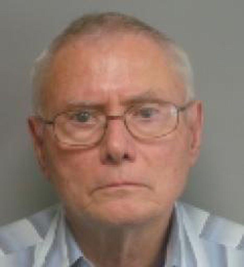 Marianist Bro. Bernard Hartman in a Missouri sexual offender photo taken in 2017. CONTRIBUTED