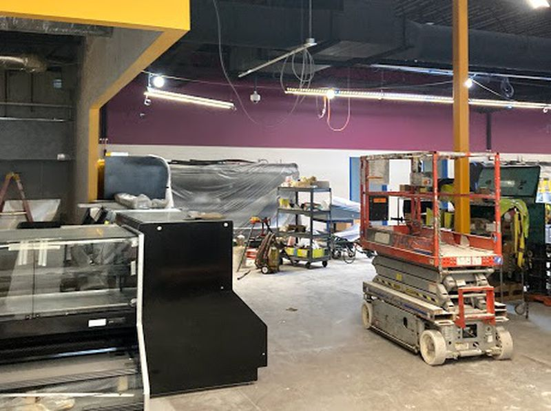 Gem City Market is nearing completion and is looking to hire four administrative staff and an additional 20 employees.