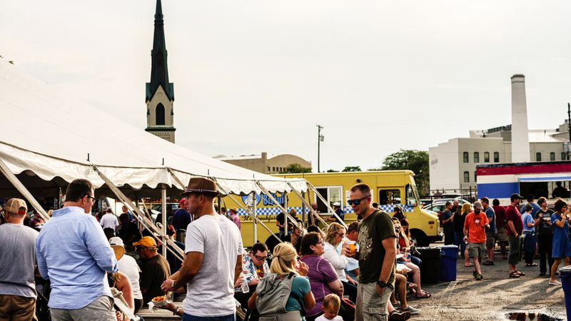 Yellow Cab Tavern is resuming its food truck rallies on the second and fourth Sunday of the month, with one set to take place from 5 to 9 p.m. on June 27. CONTRIBUTED