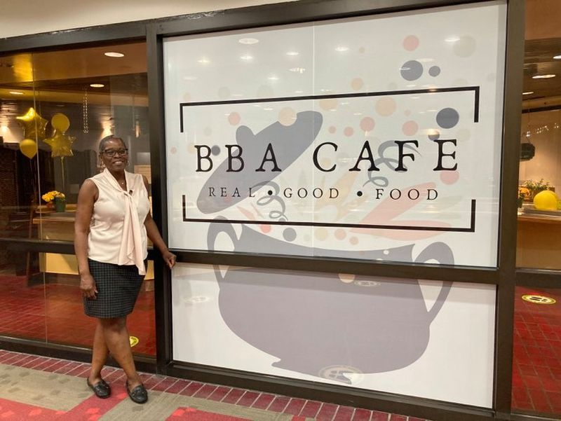 BBA Café, located in the lower floor of the 6 N. Main St. building, had a soft opening at the beginning of this year, but will officially hold its grand opening on Wednesday, April 21.