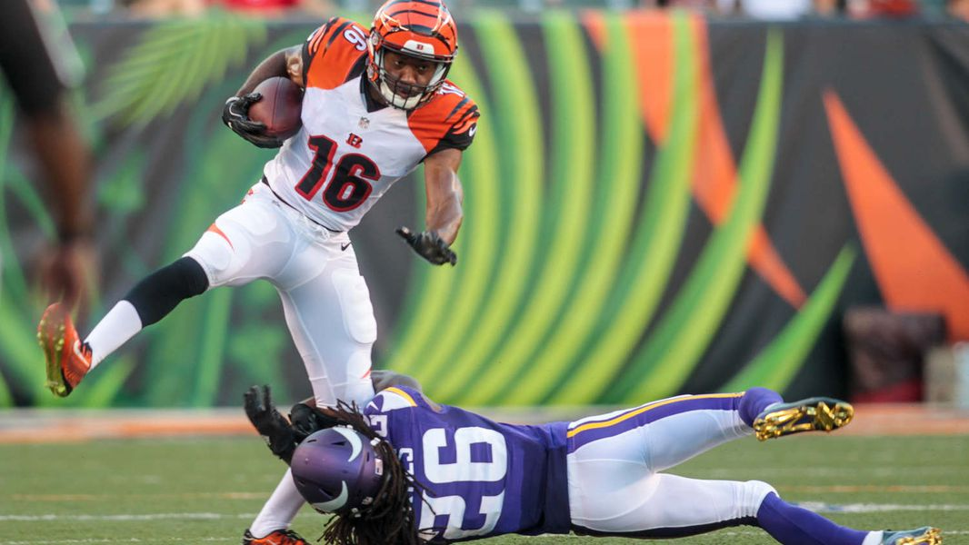 Being back on field for Bengals 'a relief' for veteran defensive back