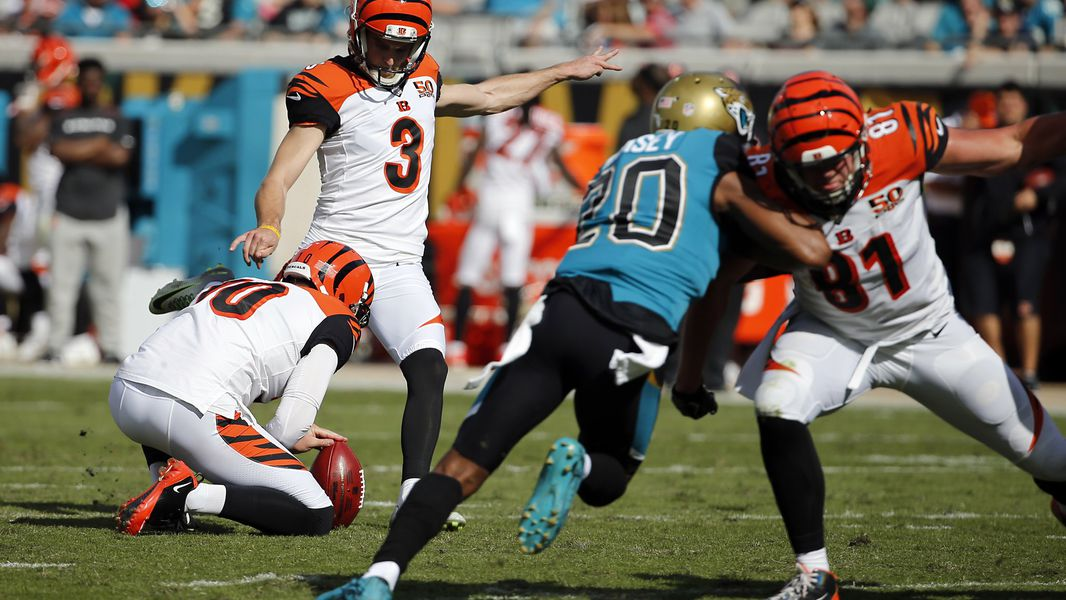 Kicker Marshall Koehn Grateful For Nfl Opportunity With Bengals