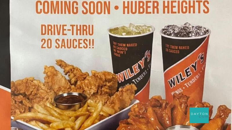 A new chicken-restaurant concept, Wiley's Wings Tenders Fries, has opened on Brandt Pike in Huber Heights. Photo courtesy of Wiley's Wings Tenders Fries.