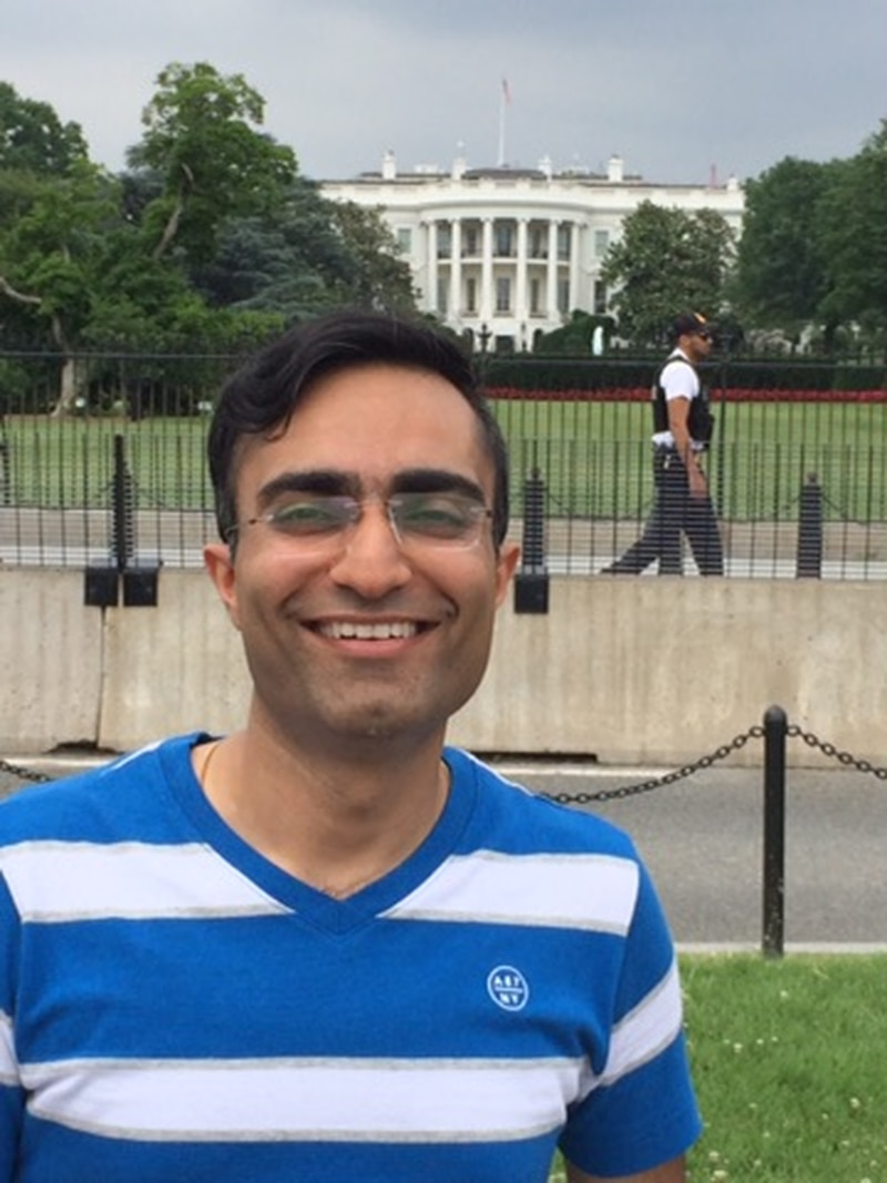 Omesh Johar, is Assistant Professor of Psychology and acting chairman of the Social & Behavioral Sciences Department at Central State University