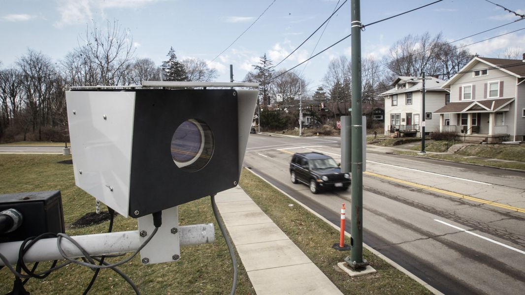 The secret's out: Dayton unplugged red light, speed cameras