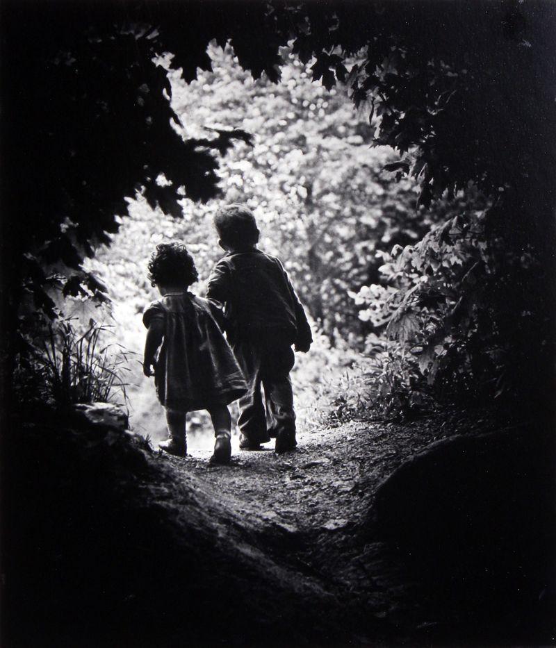 """The Walk to Paradise Garden"" by W. Eugene Smith."
